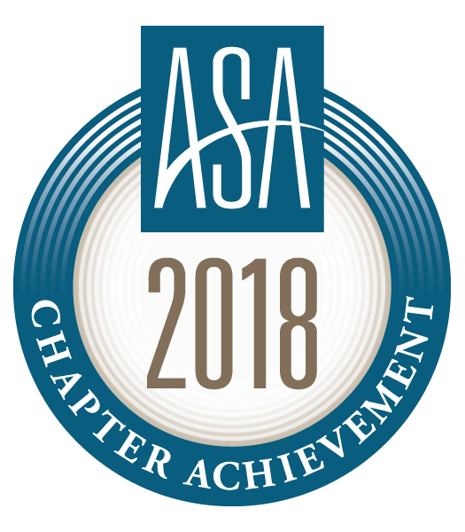 NJSA ASA 2018 Chapter Achievement Award Logo